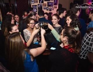 Zagrejte se u caffe pubu Ladovina i ovog petka! Sjajnu atmosferu sprema vam In Progress, a na vama je da se dobro pripremite za uživanje i doprinesete svojom pozitivnom energijom i osmehom! Vidimo se večeras u Ladovini!