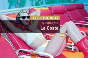 Feel The Beat with La Costa u Kafematu večeras!