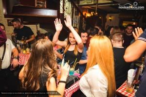 Hangover žurka u Kafančetu uz Dj Furioz!